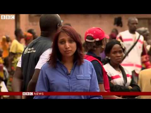 BBC News   Ebola crisis  BBC visits affected village in Guinea