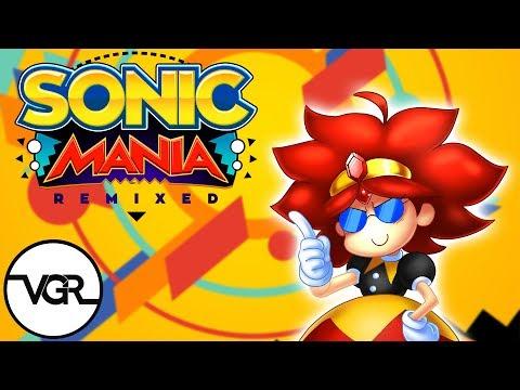 Sonic Mania - Green Hill Zone (Remix)
