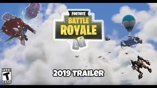 Fortnite Battle Royale 2019 Trailer - If The Fortnite Trailer Was Honest