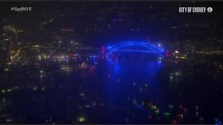 Australia recibe año nuevo 2020 con impresionante show de fuegos artificiales