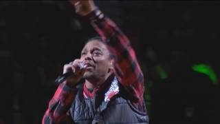 Lupe Fiasco - Kick Push + JUMP: Live at United Center, Chicago Bulls vs Golden State Warriors
