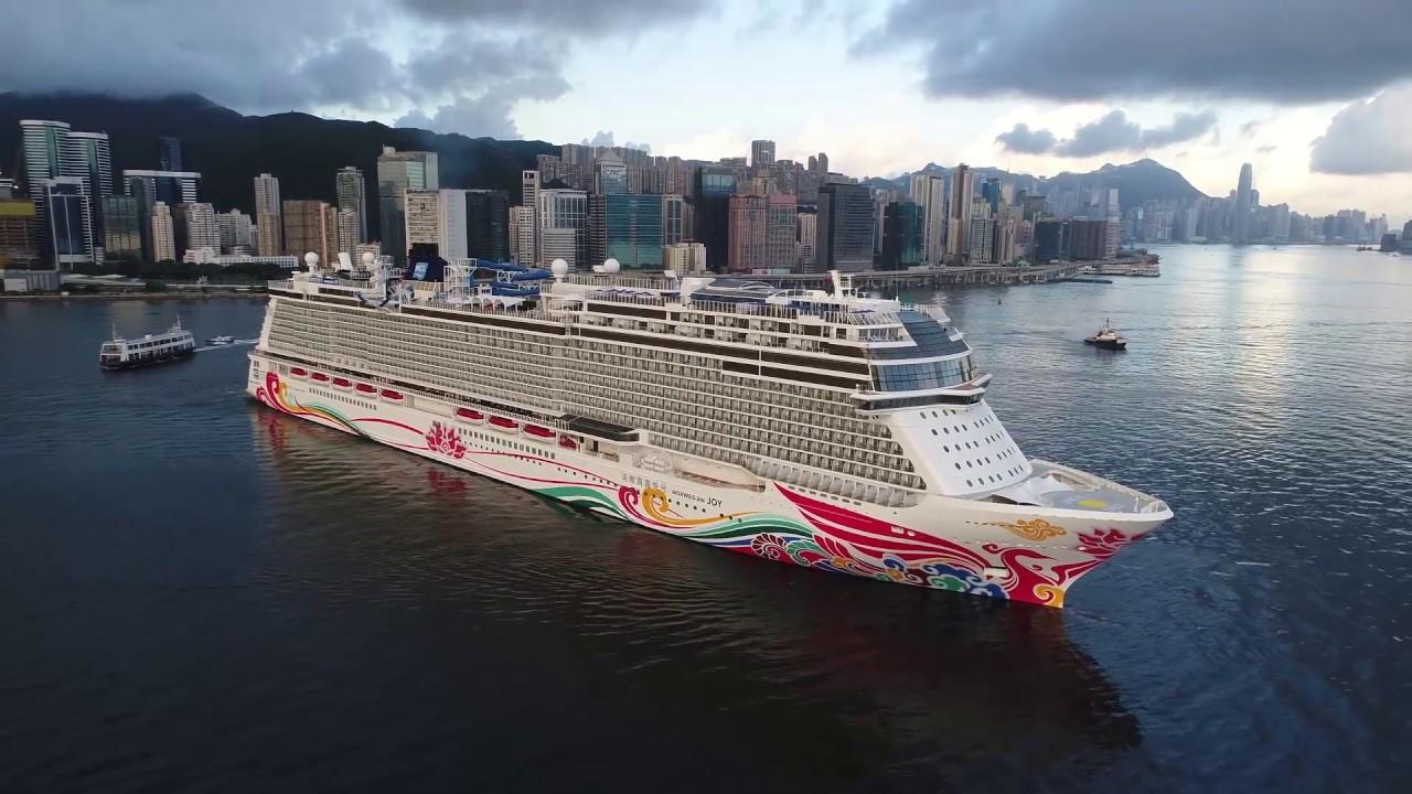 Afbeeldingsresultaat voor Norwegian joy Hong Kong