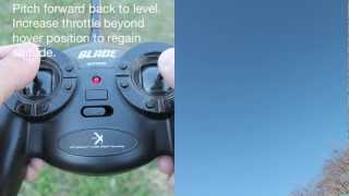 quadcopter back loop how to with blade mqx