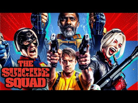 The Suicide Squad - Official Red Band Trailer!