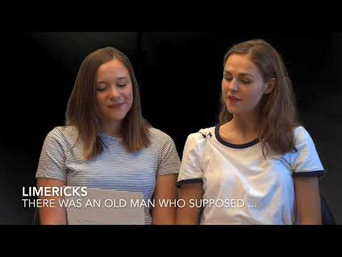 Teachific - Limericks 'Supposed' by Edward Lear