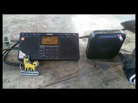 Radio Suomi (Turku 94.3 MHz)  - Krapi (Estonia)