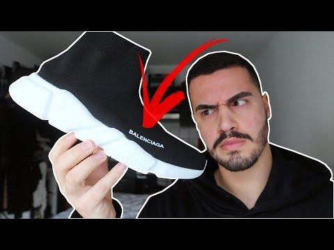 ICH WURDE VERARSCHT !! (550 € Fake Sneaker)