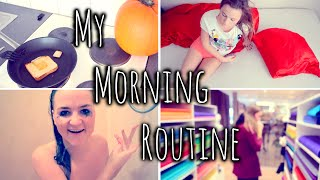 My Morning Routine: Fall Edition! + Shop My Clothes Thumbnail
