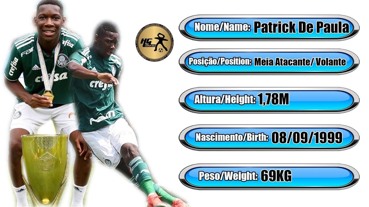 Homem Gol Patrick De Paula Oficial 3 Meia Atacante Volante Hg Youtube