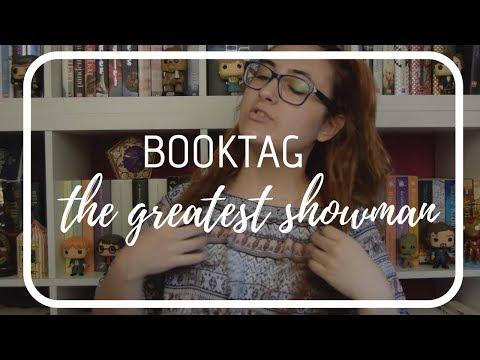 BOOKTAG (musical)THE GREATEST SHOWMAN/Heima en los libros