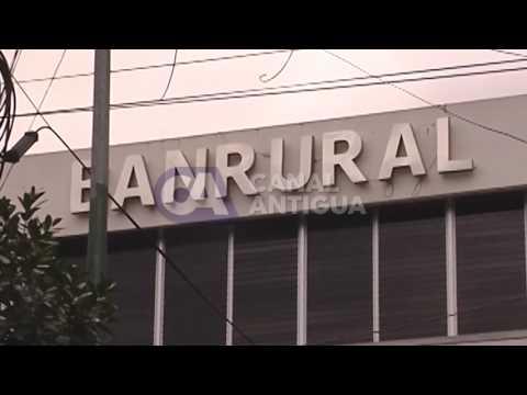 BANRURAL SEPARA A DIRECTIVOS DE SUS CARGOS