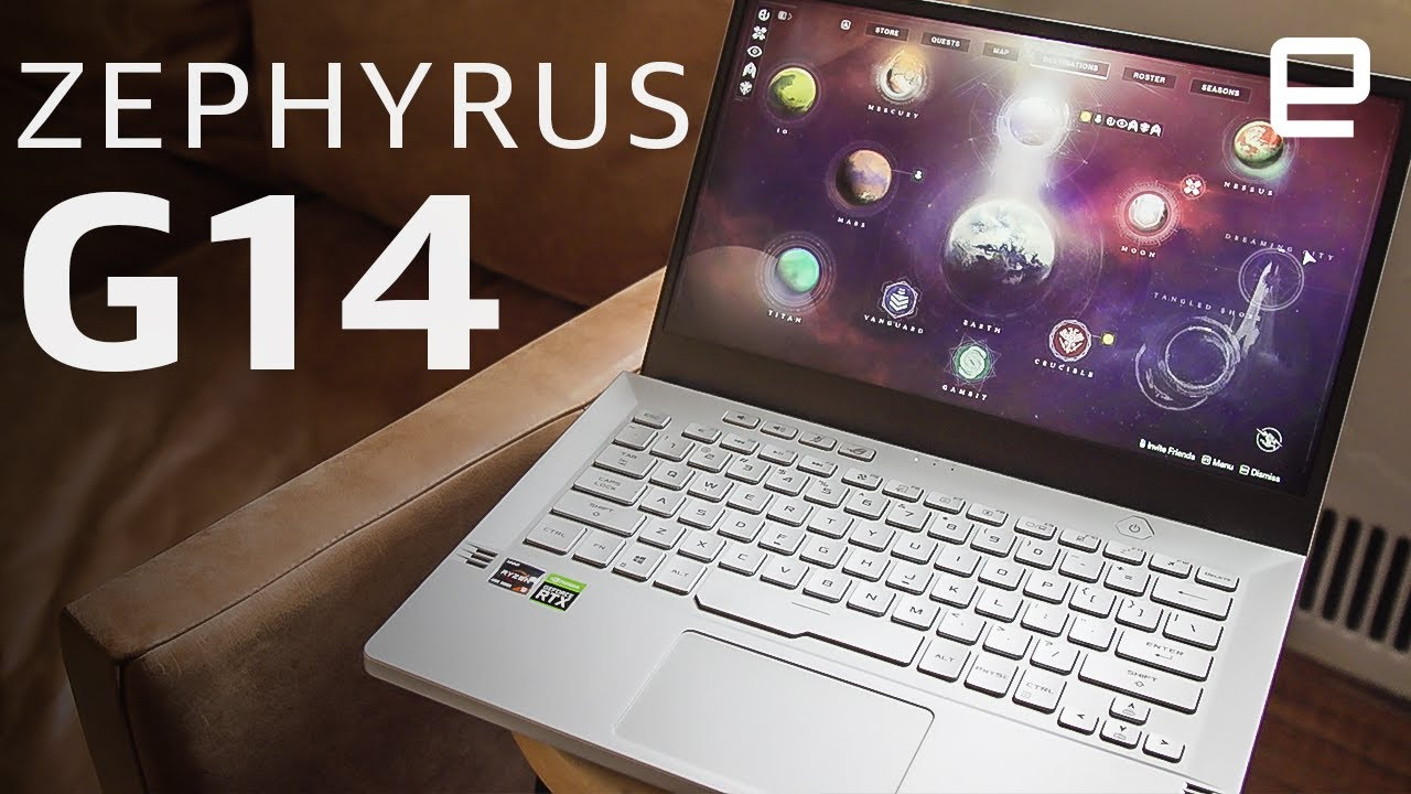 Asus Zephyrus G14 Ga401iv Notebookcheck Net External Reviews