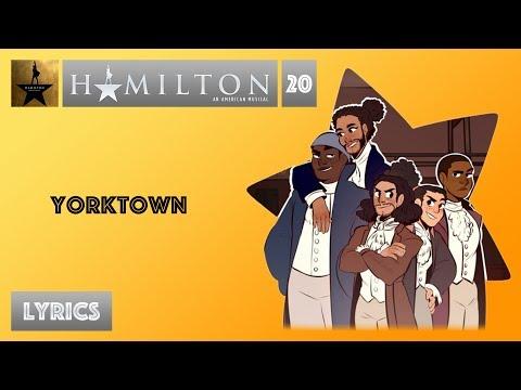 #20 Hamilton - Yorktown [[VIDEO LYRICS]]
