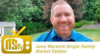 NSTV | June Single-Family Market Stats for Warwick