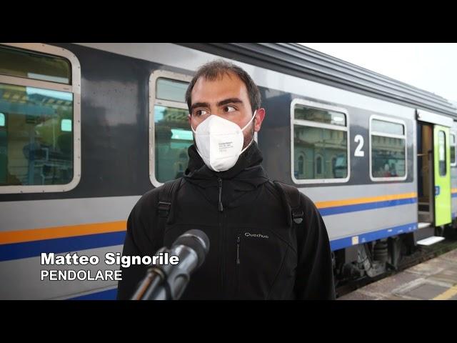 Alla stazione di Cuneo senza edicola e bar