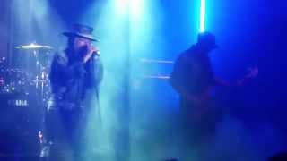 Fields of the Nephilim - Vet For The Insane (live at Whitby Spa Pavilion 2015)
