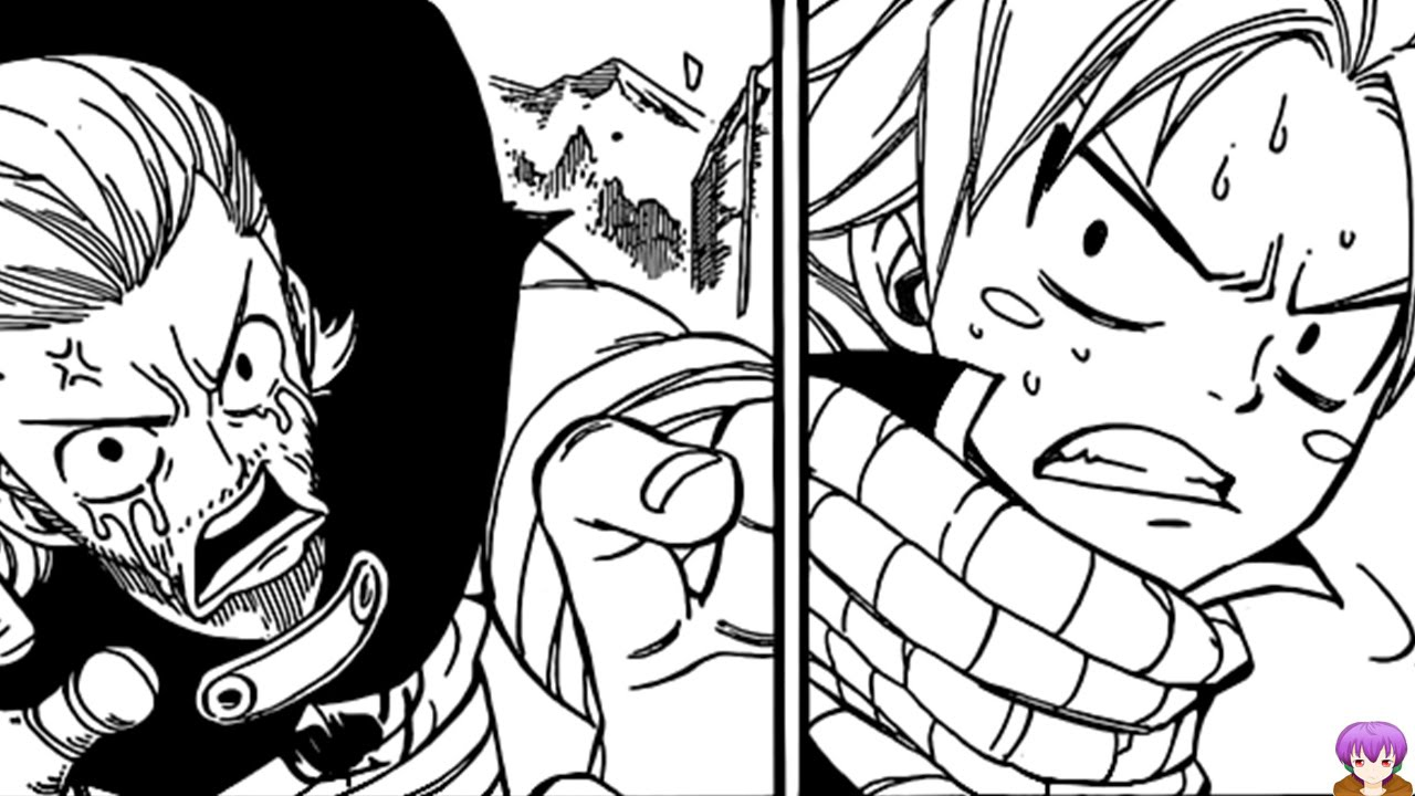 Fairy Tail Chapter 417 フェアリーテイル Manga Review - Silent ... Chibi Fairy Tail Natsu