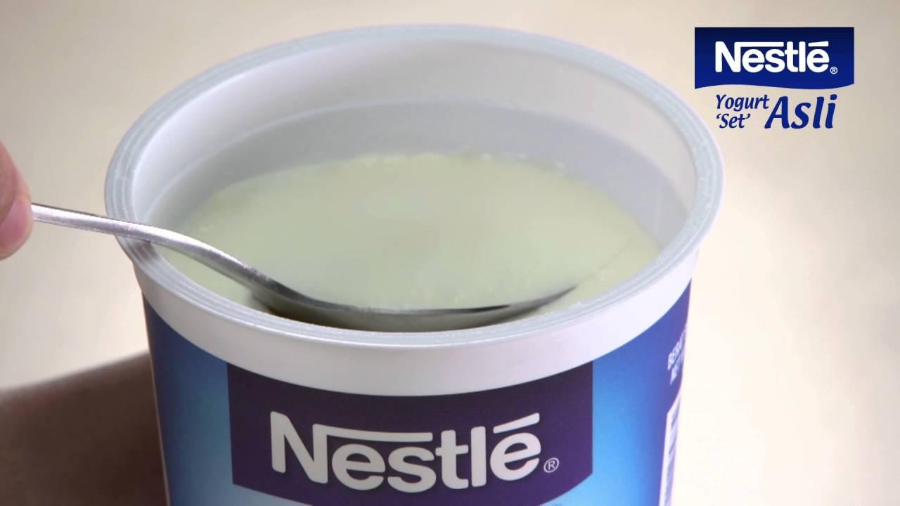 nestl u00c9 natural set yogurt recipe  prawn yogurt kerabu