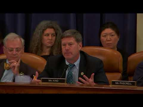 Rep. Kind Urging Treasury Secretary Mnuchin to Get US Fiscal House in Order