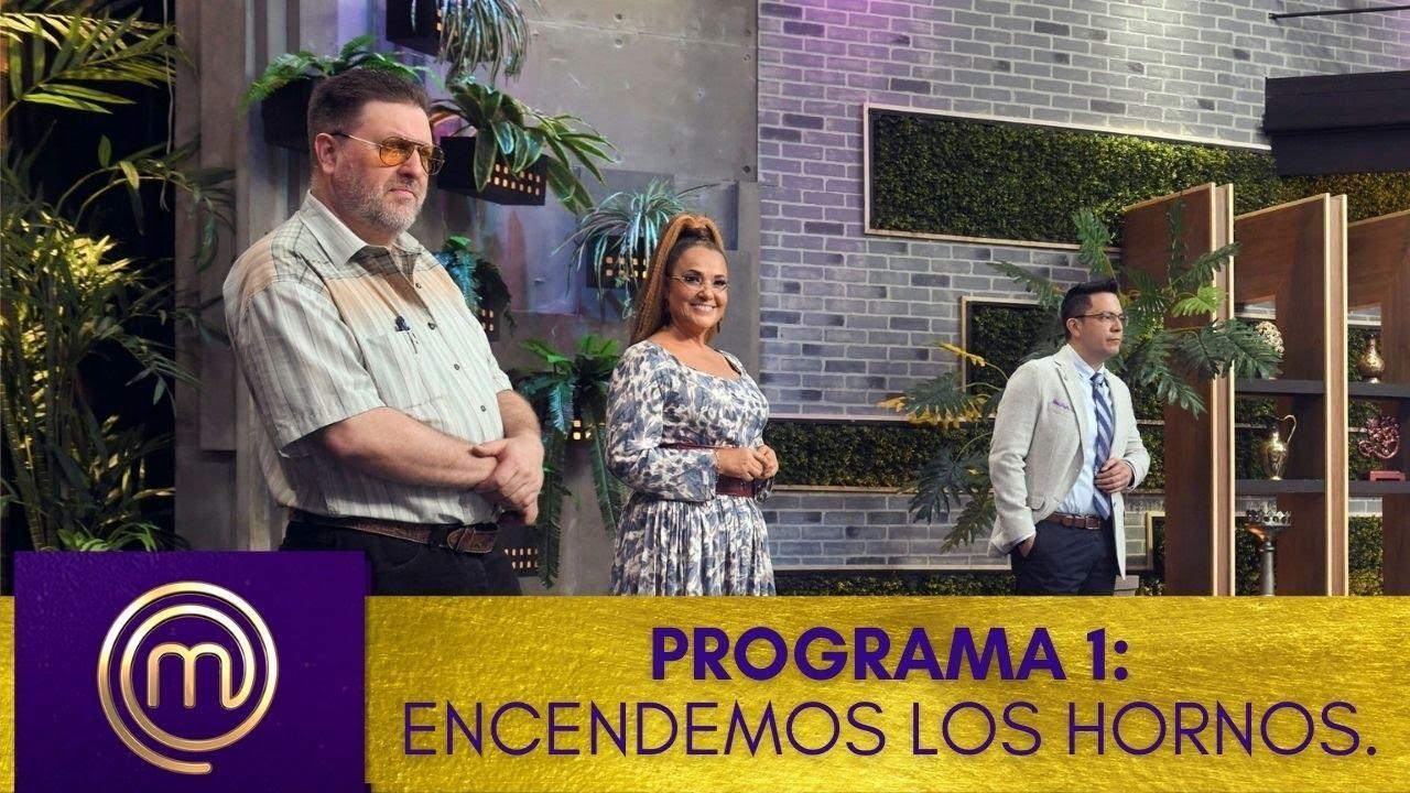 Arrancamos a fuego lento con nuevos cocineros.   Programa 1, completo   MasterChef México 2020