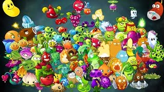 all plants in plants vs zombies 2 skill power up