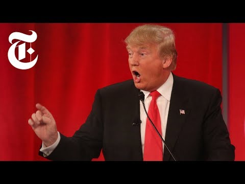 How Trump Blew Up Presidential Debate Traditions | NYT News