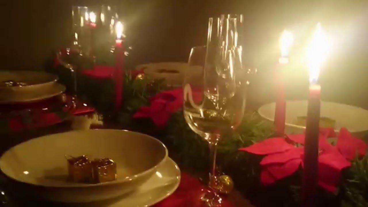 Decoraci n de mesa nochevieja a o nuevo youtube - Decoracion mesa nochevieja ...