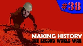 Making History: The Second World War - GUERRA FRIA CONTRA OS ALEMÃES??? #38 (Gameplay/PC/PTBR) HD