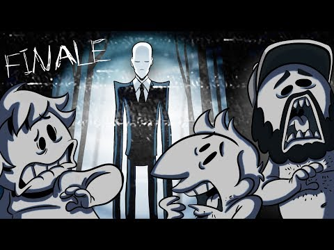 Oney Plays Slender: The Arrival - Ep 3 - FINALE