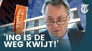 Nederland woest om 3 miljoen voor ING-topman