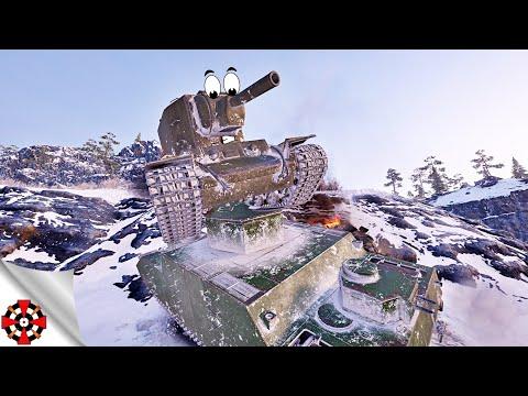 World of Tanks - Funny Moments | Time to DERP! (WoT derp, February 2020)