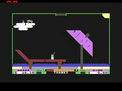 Space Taxi Play online Space Taxi (Commodore 64) DJ OldGames