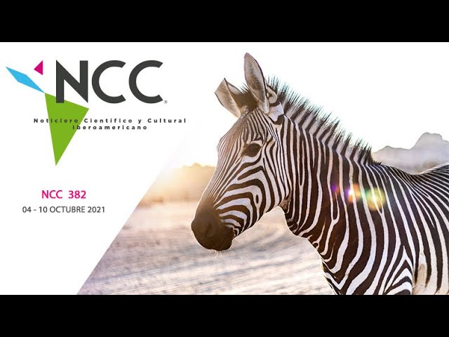 Noticiero Científico y Cultural Iberoamericano, emisión 382. 04 al 10 de octubre de 2021