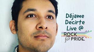Dejame Decirte (Live at Rock For Pride 2021) - Jack Mozie