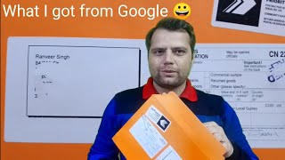 Episode 16 - What I Got from Google | Google Rewards | Local Guide #localguide #google #rewards