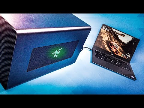 The Razer Core X Will Supercharge Your Laptop