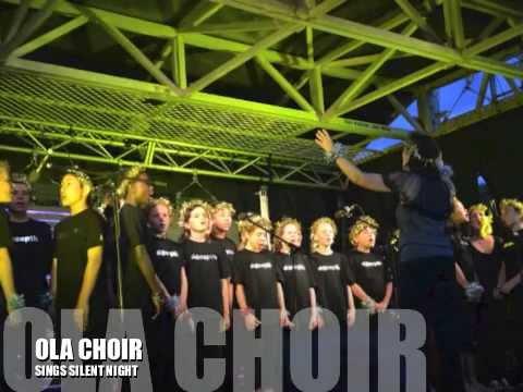 Silent Night - Gabrielle Johnson Singers