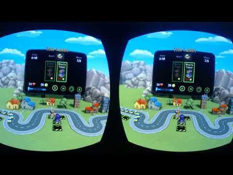 Phầm mềm game thực tế ảo Evil Robot Traffic Jam |