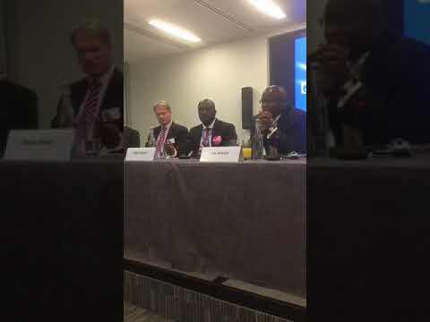 OOLLP Partner Dayo Idowu at Oil and Gas Panel of DLA Piper Africa week