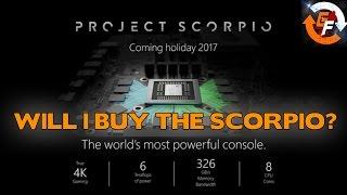 XBOX Scorpio Reveal || Will I buy it?