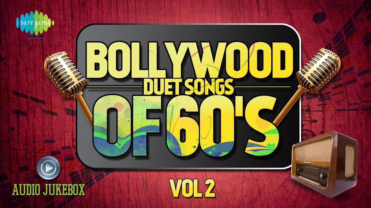 Best of Filmy Duet Songs of 60's Vol- 2 | Jukebox (HQ) | 60's Bollywood Hits