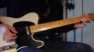 【相対性理論】ペペロンチーノ・キャンディをギターで弾いてみた