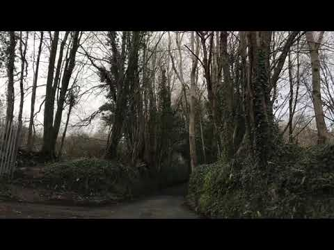 A trip along BLUNTS LANE, FORDER to DERRIFORD, PLYMOUTH, UK