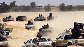 داعش ينسحب من مناطق غرب الفلوجة العراقية