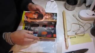 Делаем нож без электроинструмента #23 - небольшой тест(все видео из этого раздела, смотрите на моем канале в плейлисте https://www.youtube.com/playlist?list=PLOoCzJk19TeTyNP1pzOFE-bN9R3iMCCra..., 2012-12-02T14:45:01.000Z)