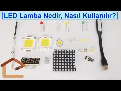 LED Nedir? Nasıl Kullanılır? (Yine LED Patlattım!) 1/2 #15