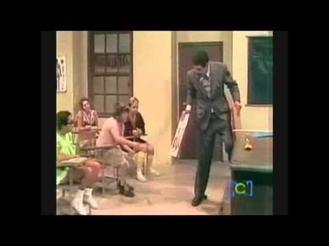 Chavo Del Ocho - Exams With The Parents [English Subtitles]