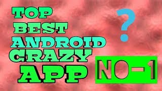 Top latest unique Android apps | best Android apps 2018