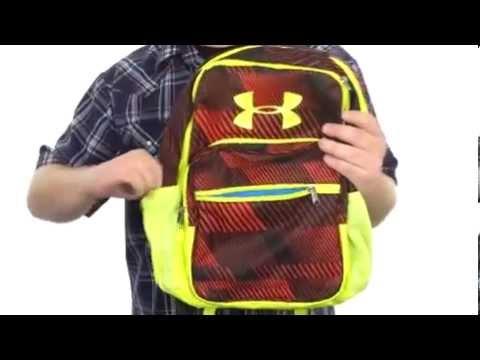 under-armour-ua-boy's-backpack-(big-kid)-high-vis-yellow/graphite/volcano---robecart.com