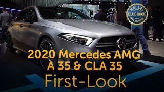 2020 Mercedes AMG A 35 & CLA 35 - First Look